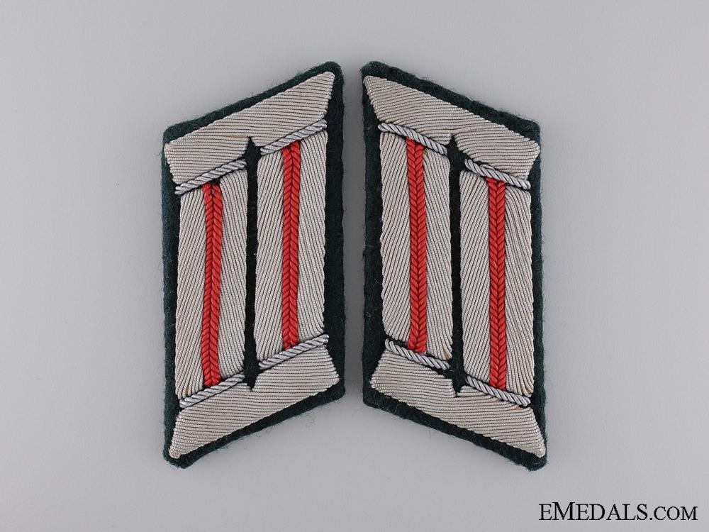 Army Artillery Collar Tabs
