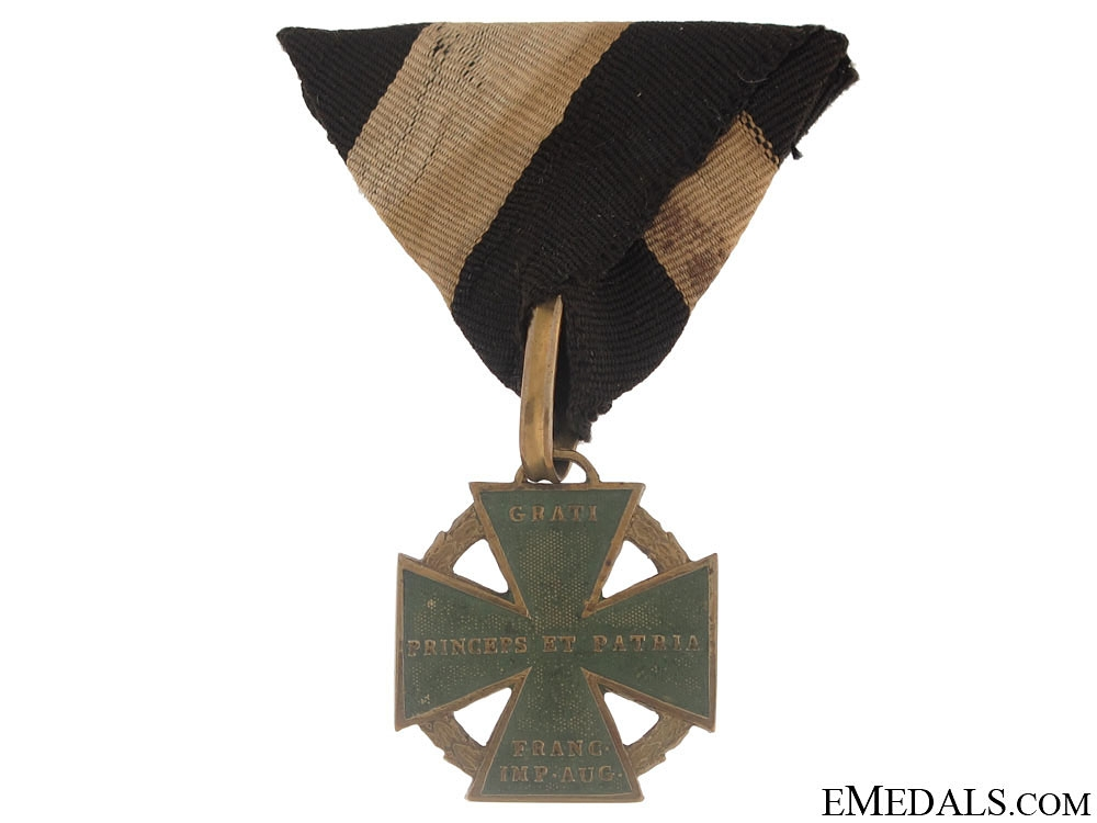 Army Cross 1813-14 (Kanonenkreuz)