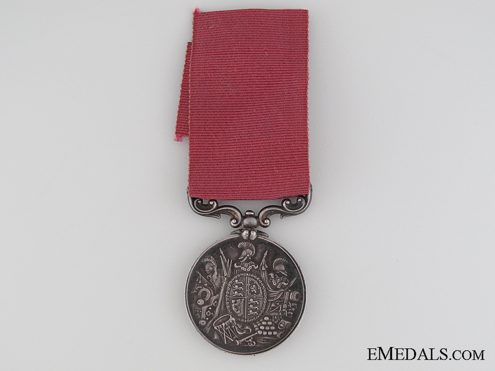 An Army Long Service and Good Conduct Medal to the 24th Foot