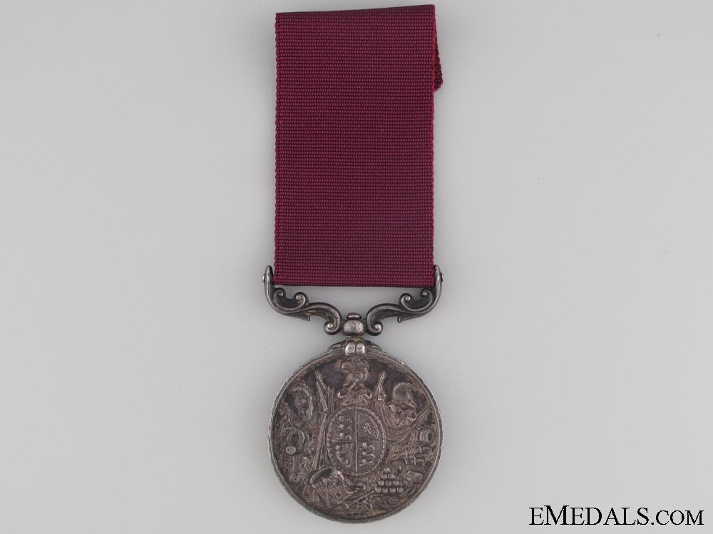 An Army Long Service and Good Conduct Medal to the 5th Brigade