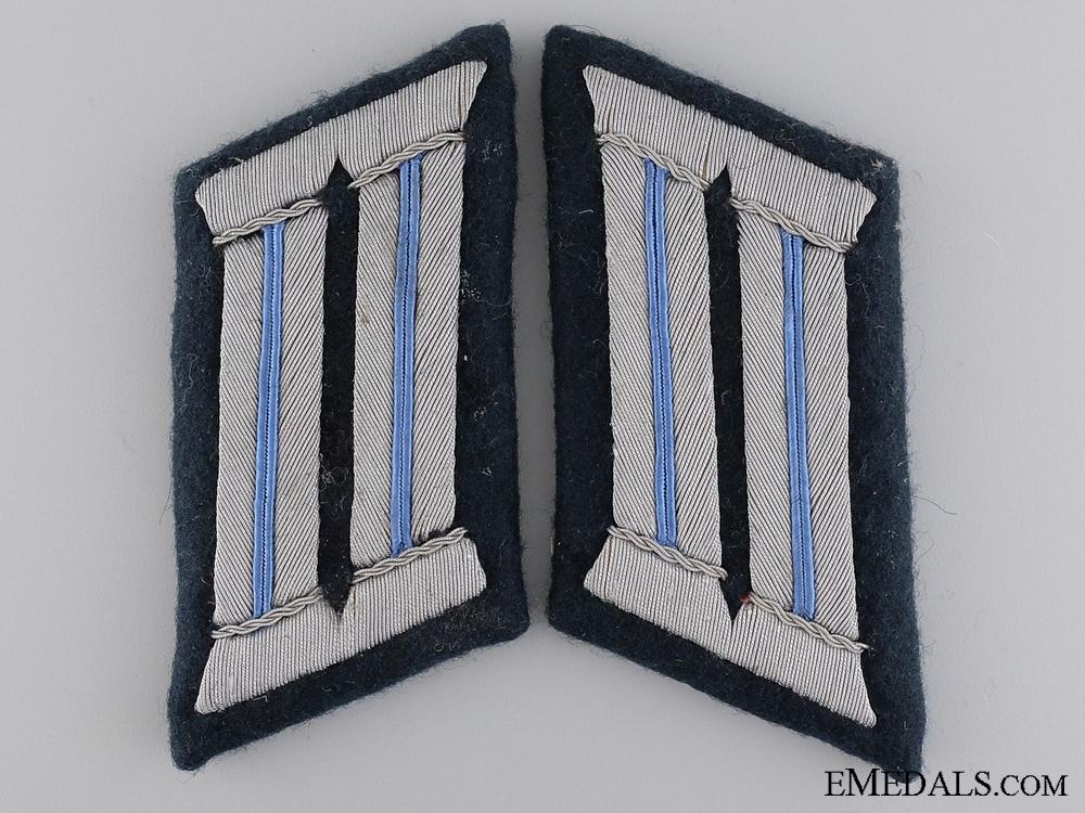 Army Transport Staff Collar Tabs