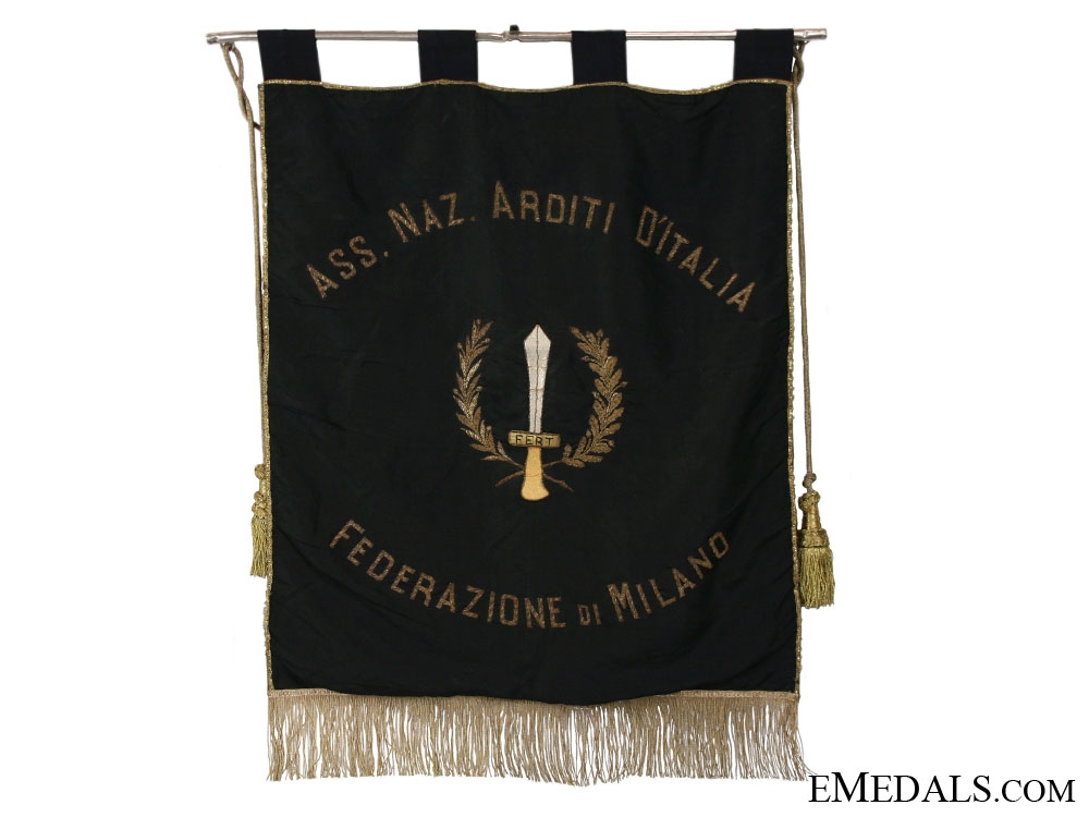 ASS. NAZ. ARDITI D'ITALIA Standard