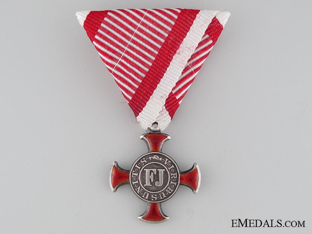 Austria. Merit Cross, 3rd Class by F.Braun