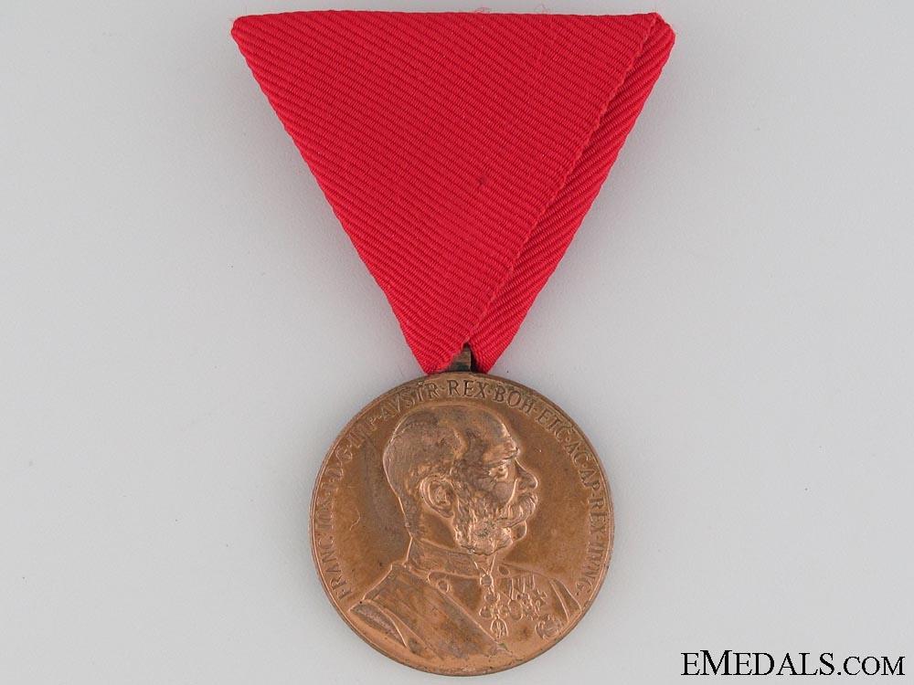 Austrian Commemorative Medal 1898