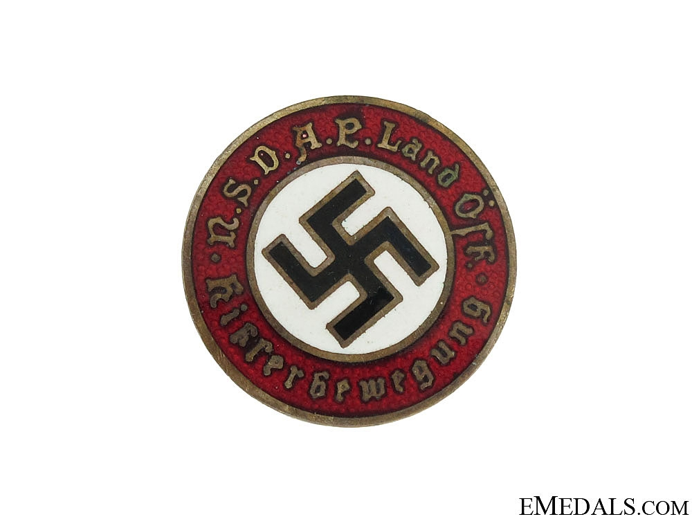 Austrian NSDAP Badge