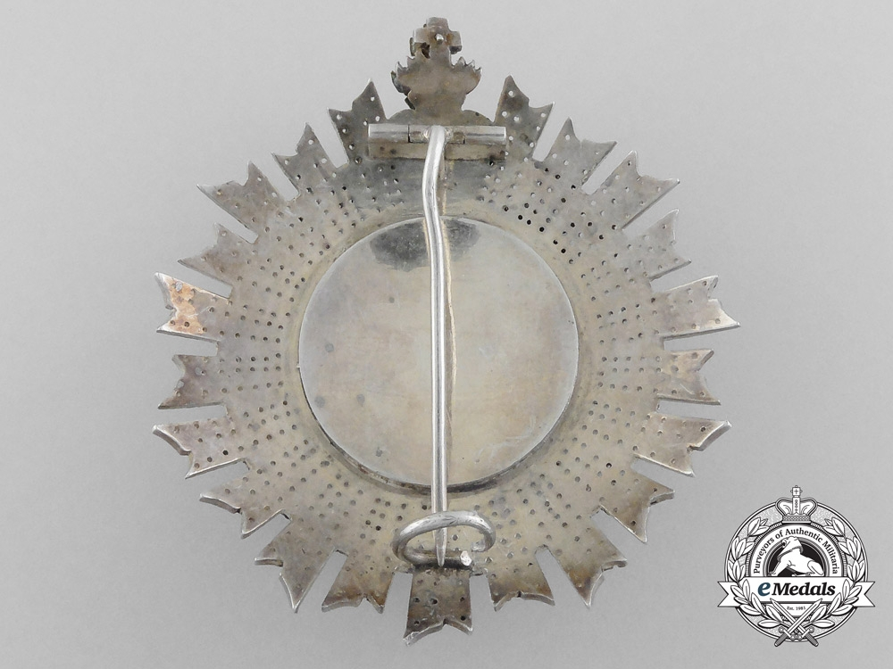 A Portuguese Order of Aviz; Ladies Breast Star