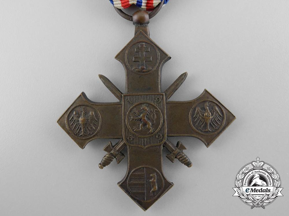 A 1939 Czechoslovakian War Cross