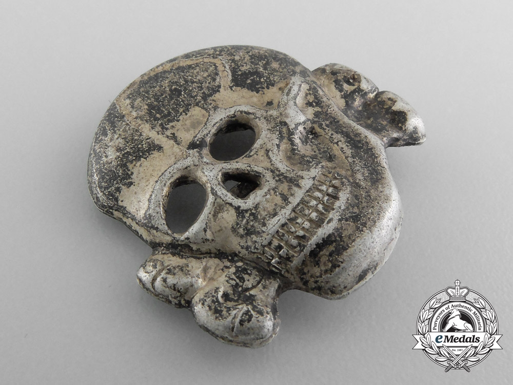 An SS Skull Insignia