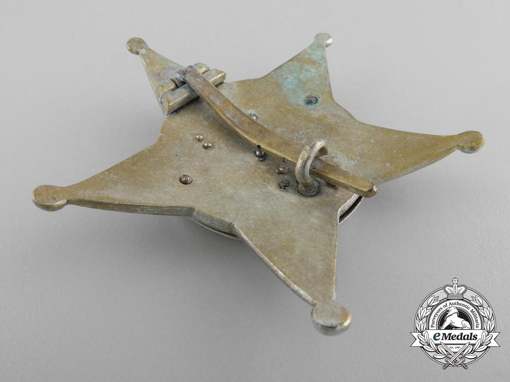 A German Made Turkish Harp Madalyasi (Gallipoli Star)