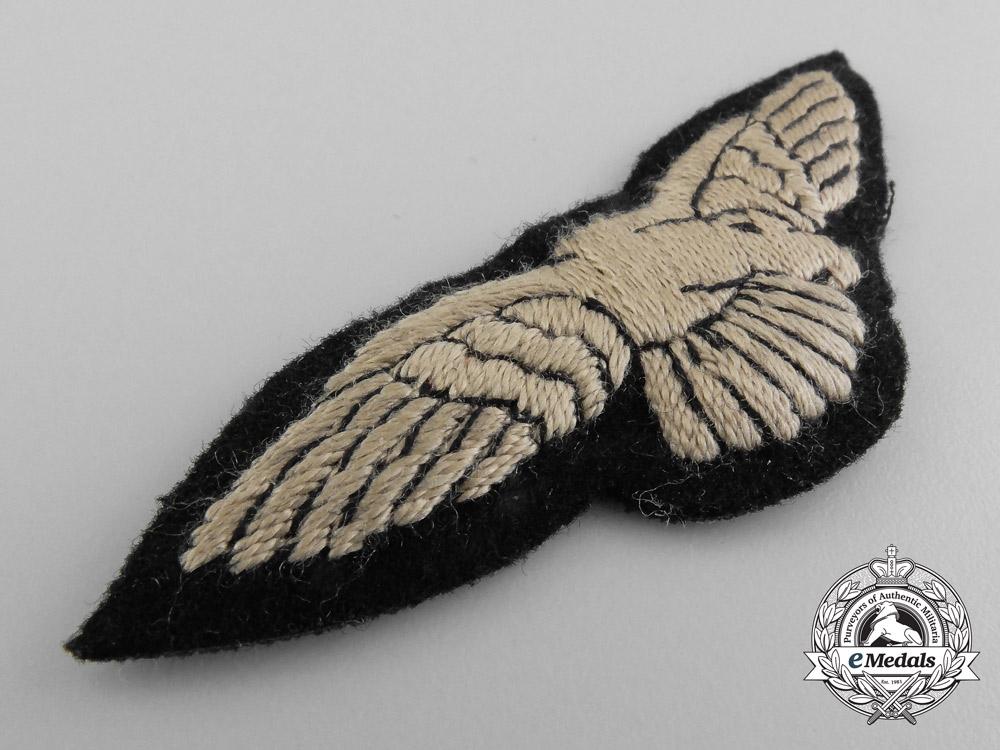 A Royal Air Force (RAF) Sleeve Eagle