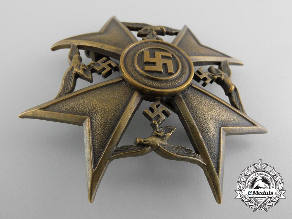 A Bronze Grade Spanish Cross