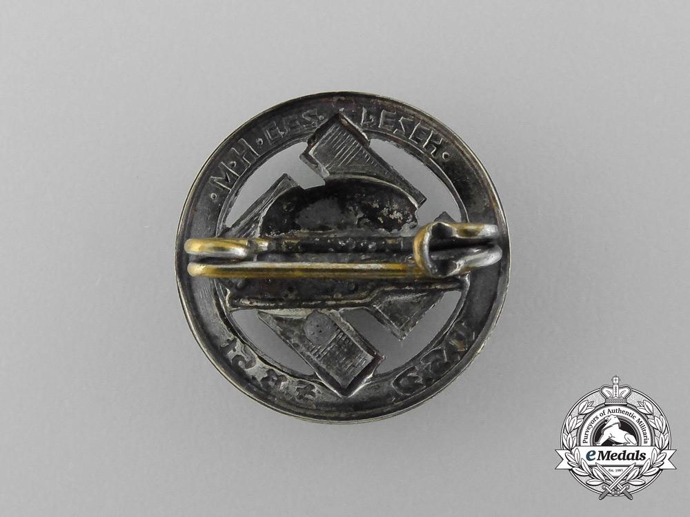 A German Elite Frontline Fighter Group Membership Badge