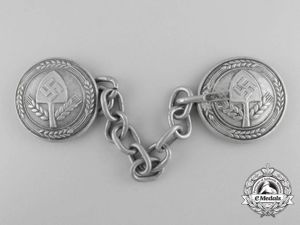 A Reich Labour Service Cape Closure Chain