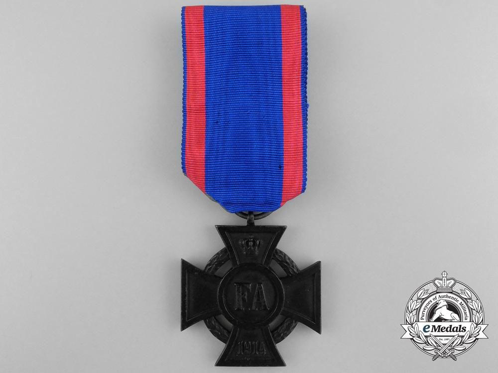 An Oldenburg War Merit Cross 2nd Class 1914