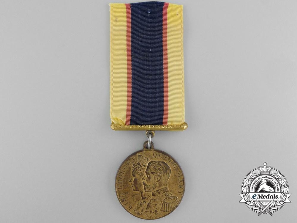Three Canadian Commemorative Coronation Medals