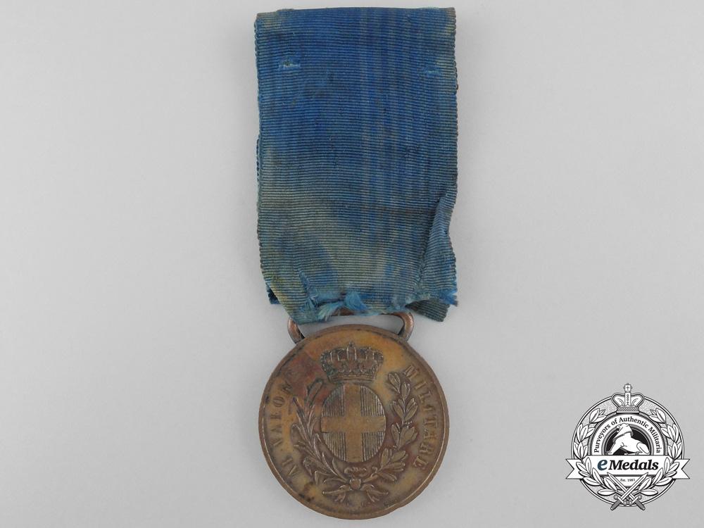 A 1911 Al Valore Militare for the Italian Turkish War