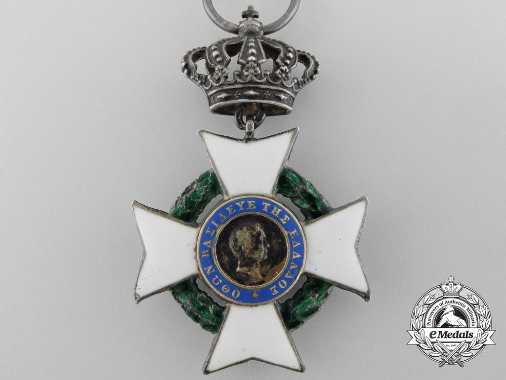 Greece, Kingdom. An Order of the Redeemer, Knight, c.1860
