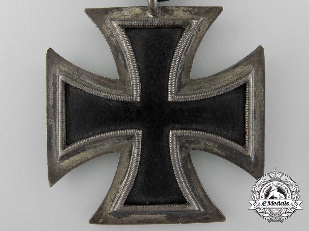 A Napoleonic 1813 Iron Cross Second Class