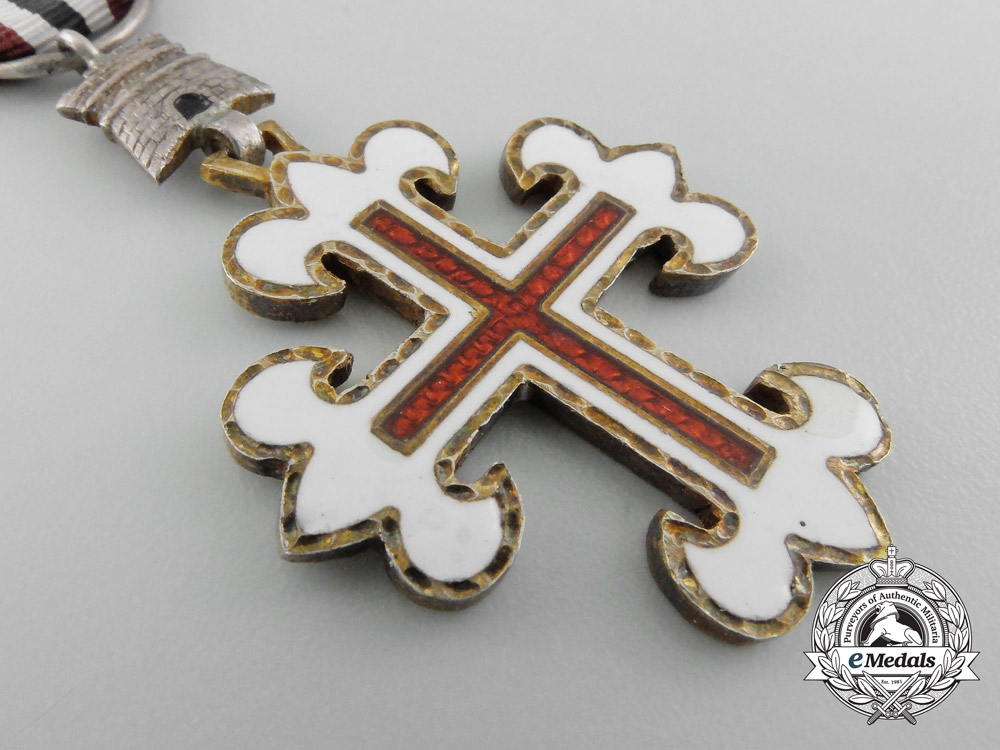 A Portuguese Order of Military Merit; Knight