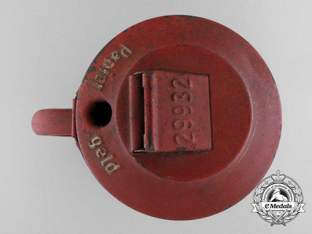 A Rare NSDAP Winterhilfswerk Donation Tin