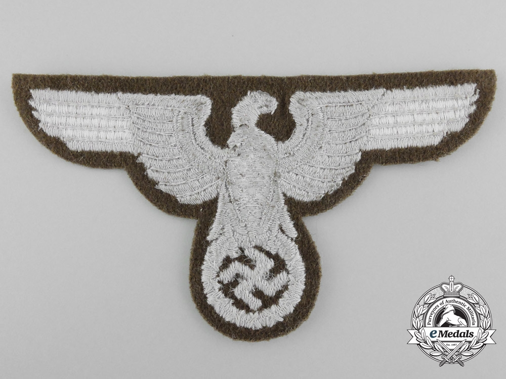 Germany, RMBO. A State-Ministry for the Occupied Eastern Territories Tunic Eagle