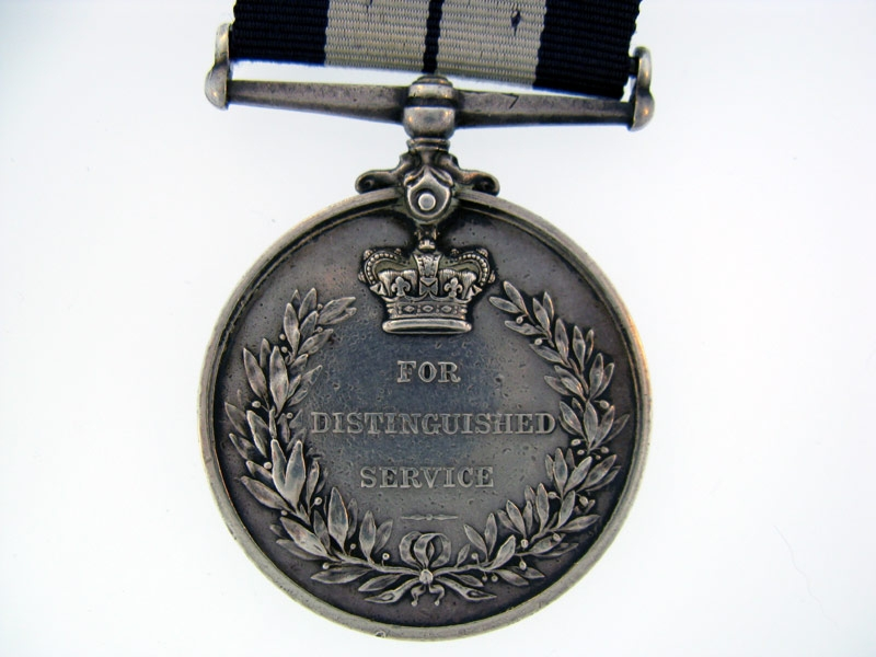 A Great War 'Submarine Service' D.S.M. awarded