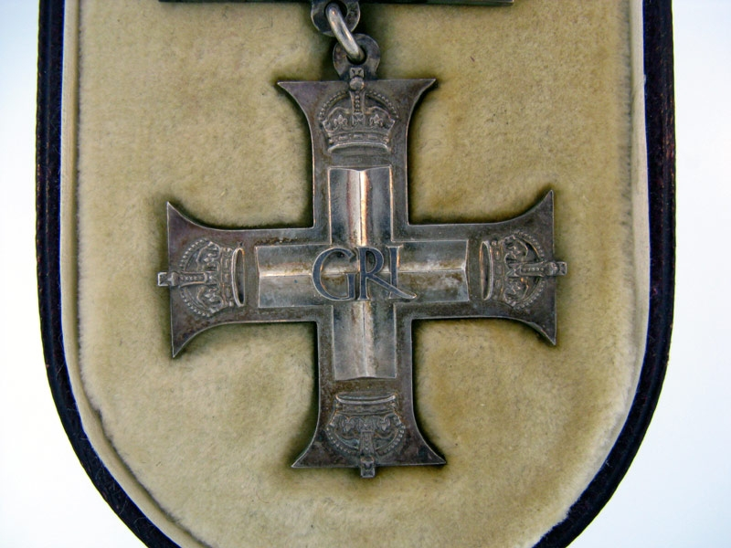 Military Cross G.VI.R. 1st type GRI