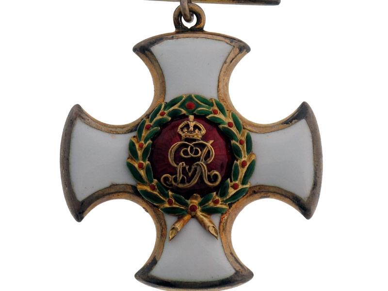 Distinguished Service Order (DSO)