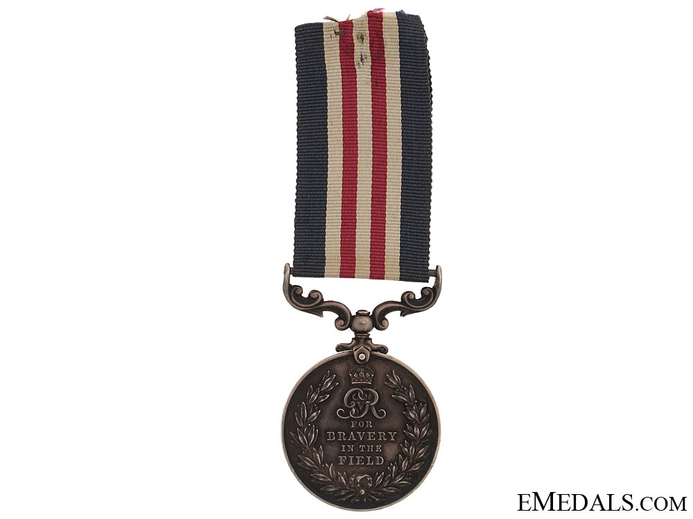 A Great War M.M. awarded to William Shanley, Royal Irish Regiment