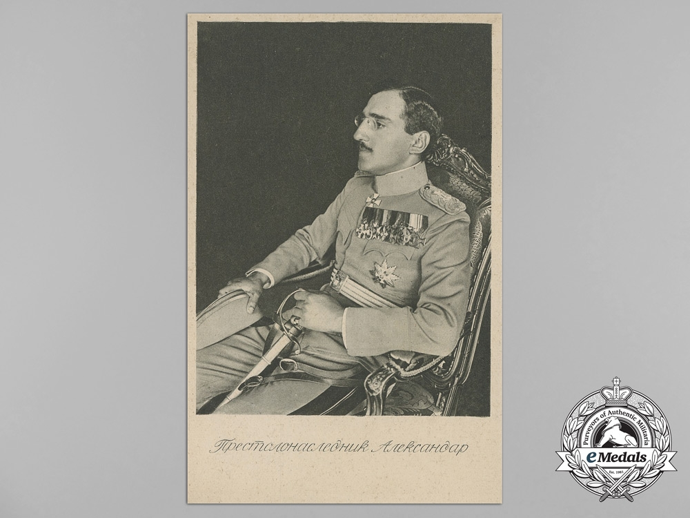 10 First War Period Serbian Photographs