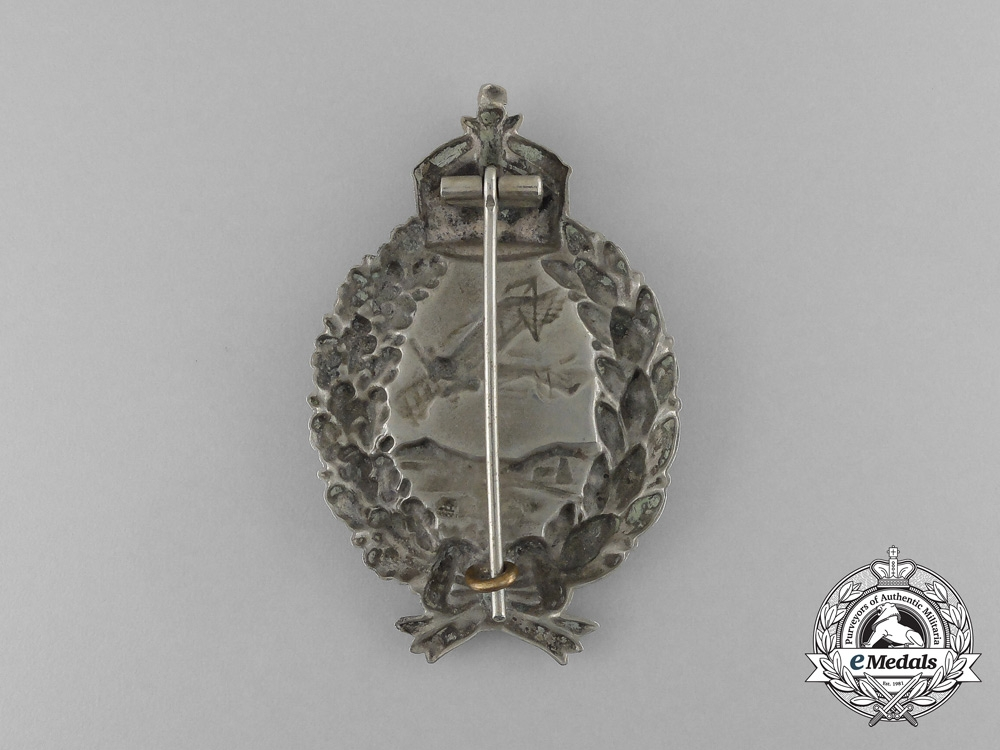Prussia, State. A Pilot's Badge