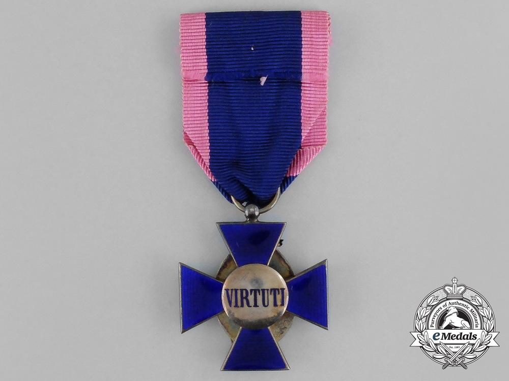 A Bavarian Royal Merit Order of St. Michael; 4th Class Cross