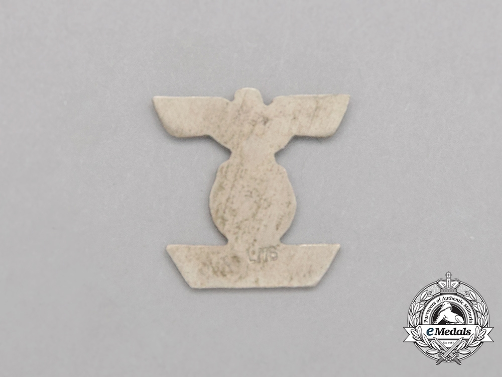 A Miniature Clasp for the Iron Cross 2nd Class for a Ribbon Bar
