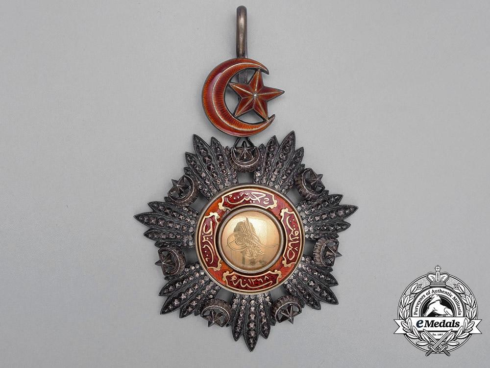 Turkey, Ottoman Empire. An Order of Medjidie (Mecidiye), III Class Commander