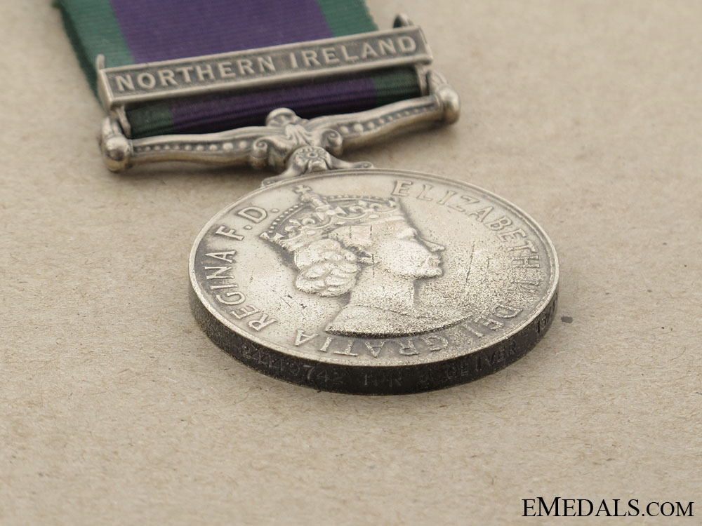 Campaign Service Medal 1962