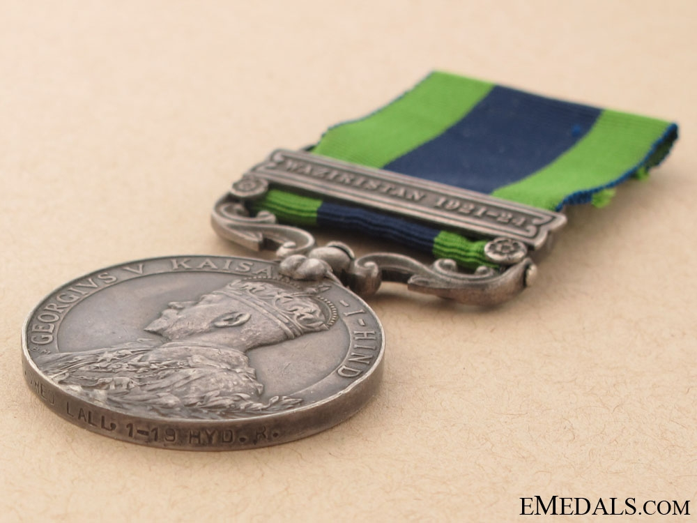 India General Service Medal, 1908-1935
