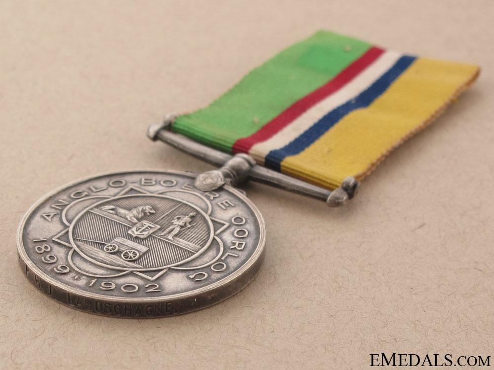 Anglo-Boere Oorlog (War) Medal