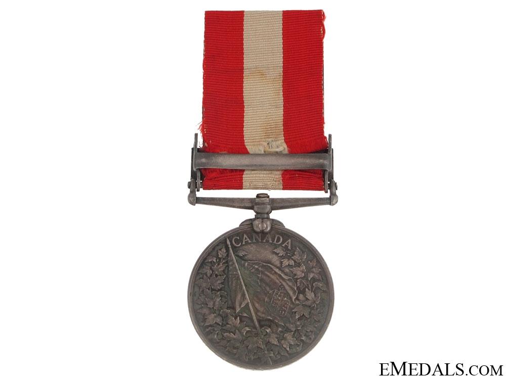 Canada General Service Medal - Ridgeway Participant