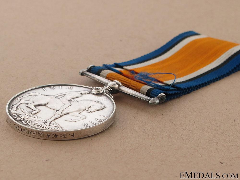 1914-18 War Medal to the Royal Naval Air Service