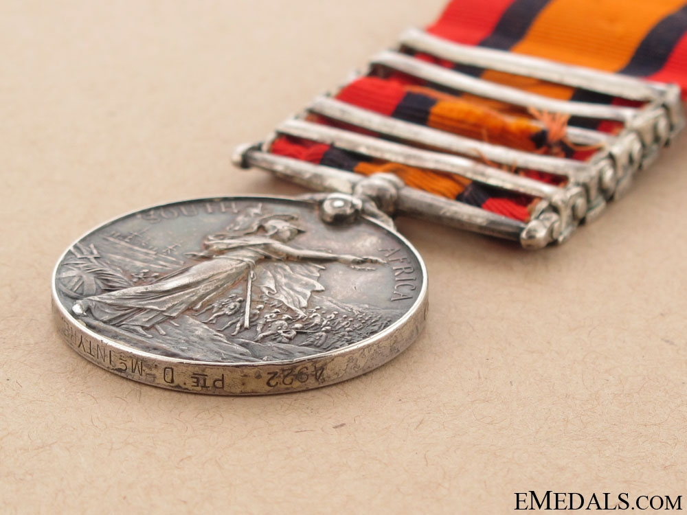 Queen's South Africa Medal
