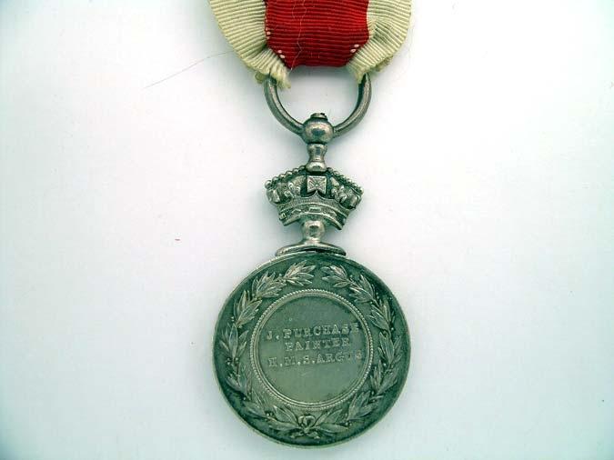ABYSSINIAN WAR MEDAL 1867