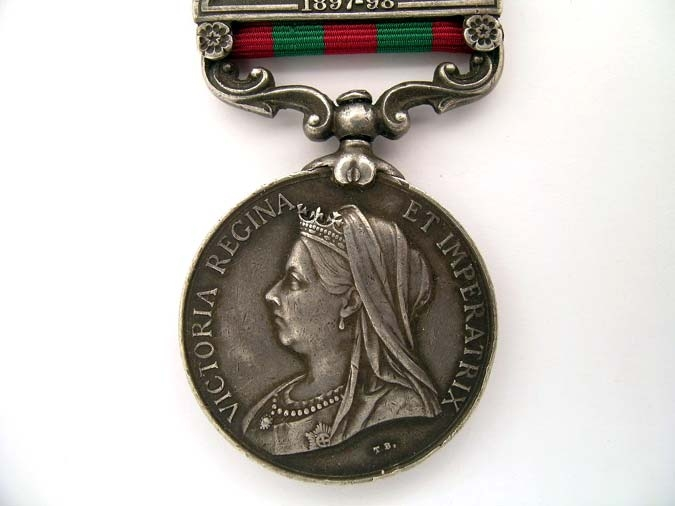 INDIA GENERAL SERVICE MEDAL 1895-1902