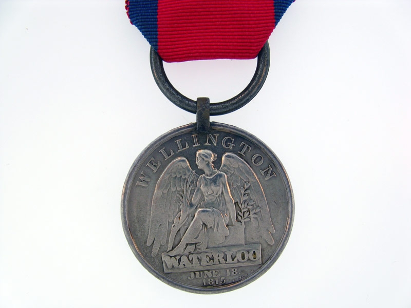 Waterloo Medal 1815