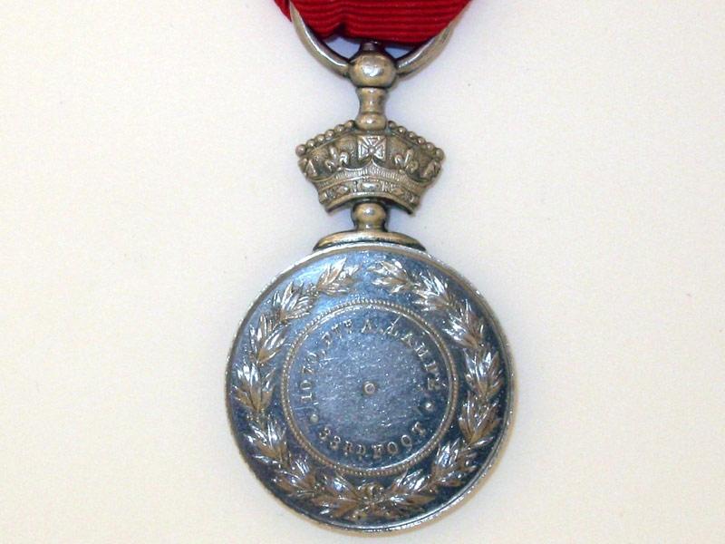 Abyssinian War Medal 1867-68,