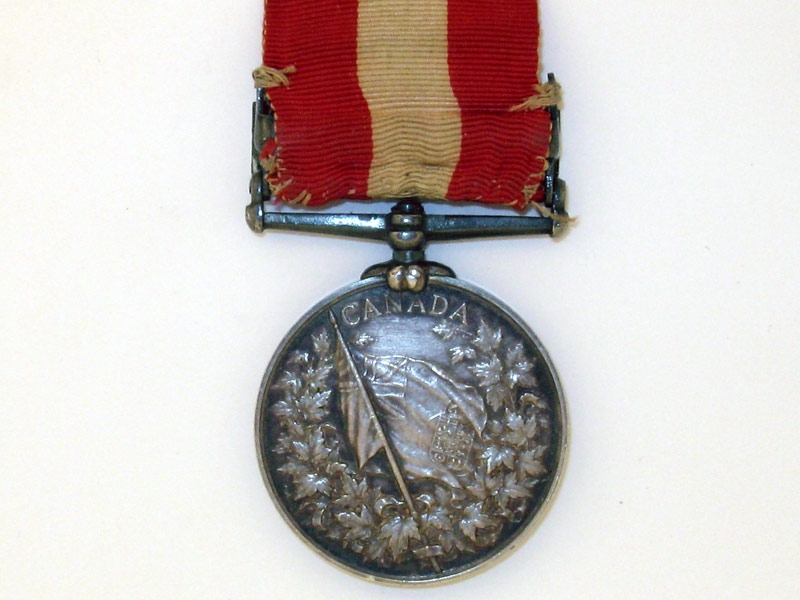Canada General Service Medal 1866-1870,