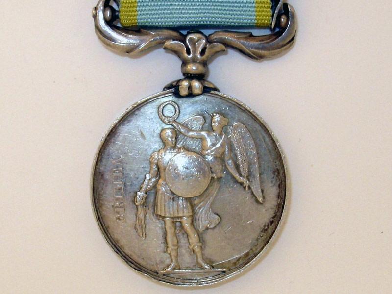 Crimea Medal 1854-56,
