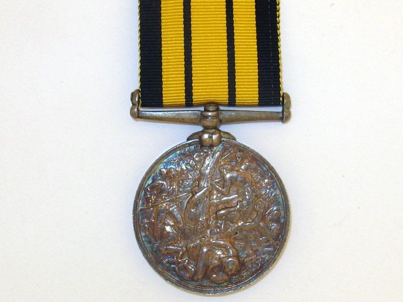 Ashantee War Medal 1873-74,