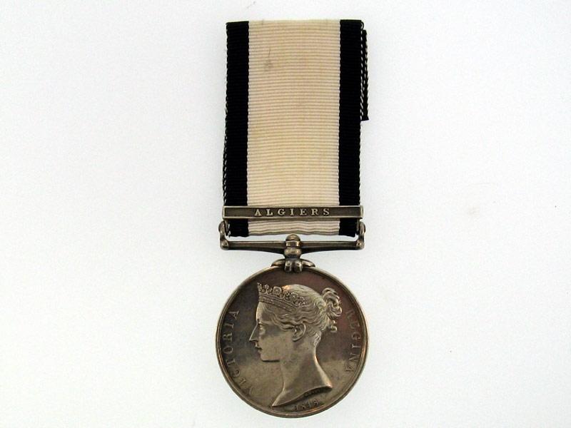 Naval General Service Medal 1793-1840