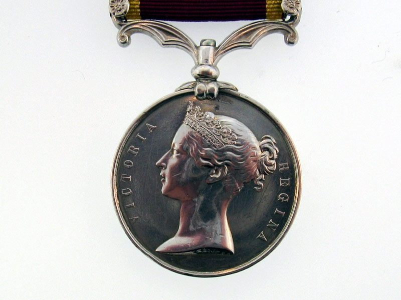 Second China War Medal