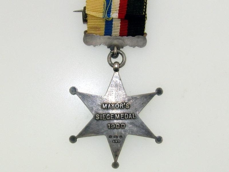 Kimberley Star 1900